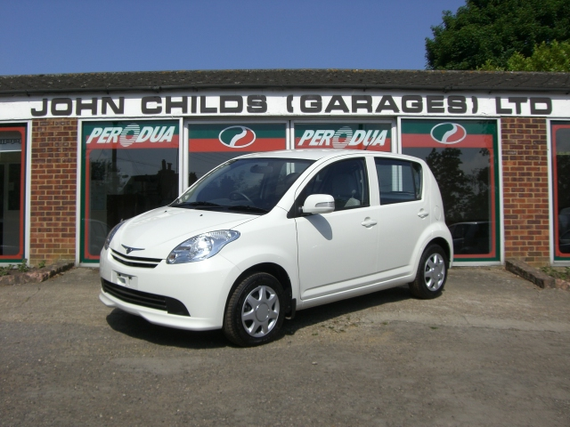 John childs garages new and used cars perodua kent south east